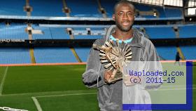 Yaya Toure wins BBC African Footballer of the year award